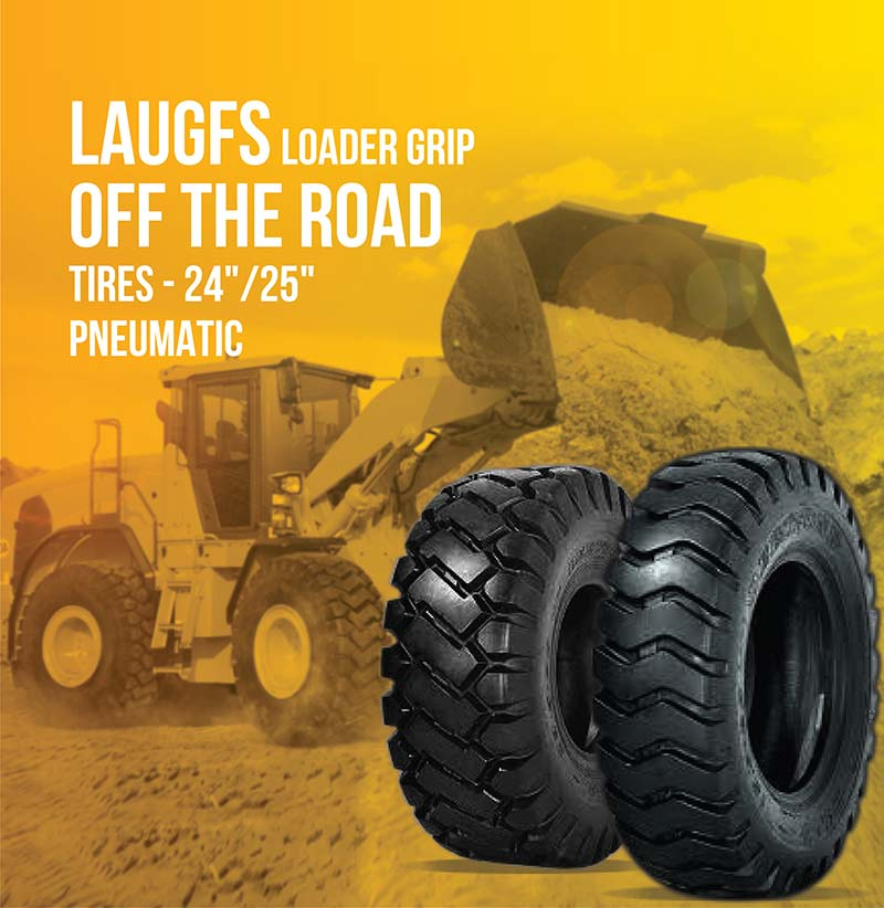 Introducing OTR (off the road) category – Pneumatic tires